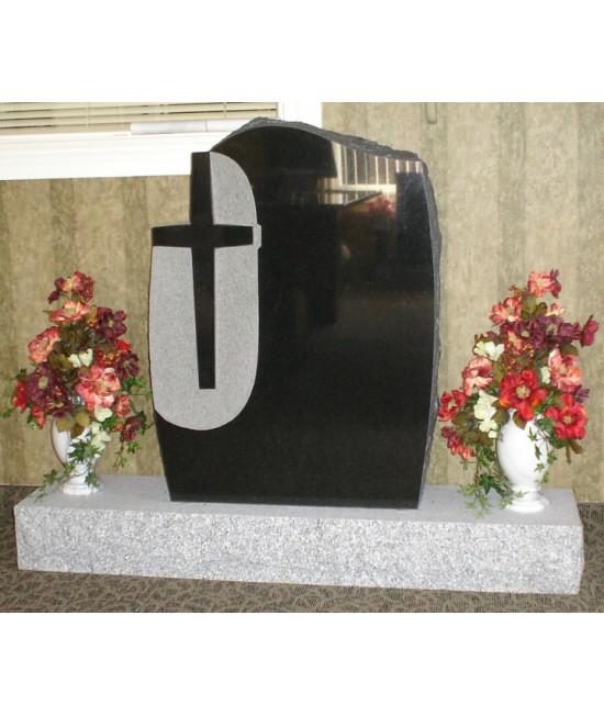 Une croix unique