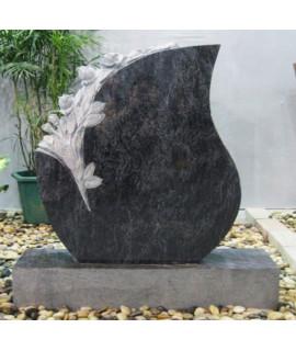 La gerbe de rose sculptée